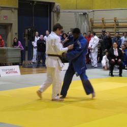 Gérad-Kader en action