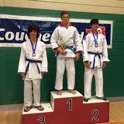 Louis-Olivier médaille de bronze